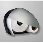 Держатель туалетной бумаги в рулонах MERIDA MERCURY mini (черный) фото, купить в Липецке | Uliss Trade