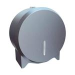 Диспенсер туалетной бумаги металлический MERIDA STELLA ECONOMY MINI (матовый) фото, купить в Липецке | Uliss Trade