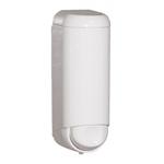 Дозатор жидкого мыла MINI (белый) фото, купить в Липецке | Uliss Trade