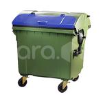 Мусорный контейнер 1100 литров арт.5810190 фото, купить в Липецке | Uliss Trade