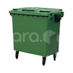 Мусорный контейнер 770 литров фото, купить в Липецке | Uliss Trade