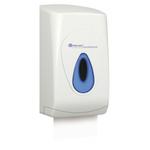 PT3TN Держатель туалетной бумаги в листах MERIDA-TOP (синяя капля) фото, купить в Липецке | Uliss Trade