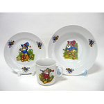 Набор посуды 3 предмета, форма Идиллия фото, купить в Липецке | Uliss Trade