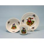Набор посуды 3 предмета рисунок Лесовичок фото, купить в Липецке | Uliss Trade