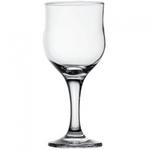 Бокал для вина 200 мл. d=71, h=156 мм белый фото, купить в Липецке | Uliss Trade
