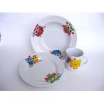 Набор посуды 3 предмета арт. 5С0080 фото, купить в Липецке | Uliss Trade