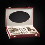 Набор «Versailles» Luxstahl в деревянном футляре 24 предмета фото, купить в Липецке | Uliss Trade