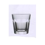 Стакан низкий с гранями d=86мм,h= 90мм, 26 cl., стекло, Max фото, купить в Липецке | Uliss Trade
