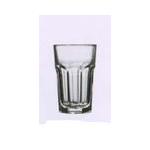 Стакан высокий с гранями d=76мм,h=117мм, 27 cl., стекло, Max фото, купить в Липецке | Uliss Trade
