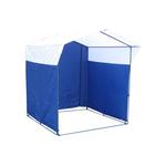 Торговая палатка «Домик» 1,5 x 1,5 фото, купить в Липецке | Uliss Trade
