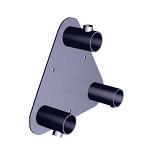 Консоль 3-х труб / T-16
