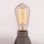 """Лампа накаливания """"Ретро Капля"""" / LAN.006"""