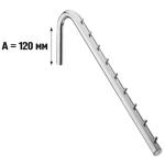 Кронштейн вертикального крепления / Jr 47