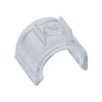 Держатель присоски, панели (для стеклянной полки) / J 40 plastic фото, купить в Липецке | Uliss Trade