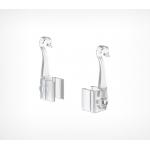 Крючок с подвижным основанием для подвешивания пластиковых рамок F-CLIP-SW