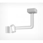 Маятниковый магнитный держатель для пластиковых рамок MGT-SW