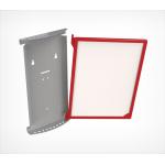 Основание для настенной перекидной системы  А4 INFOLINE-W фото, купить в Липецке | Uliss Trade
