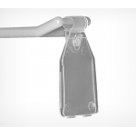 Откидной ценникодержатель на крючок PP-TAG