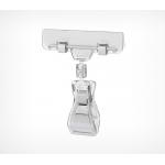 Универсальный ценникодержатель на прищепке с широким зажимом FX-CLAMP