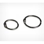 Кольцо металлическое защелкивающееся M-RING