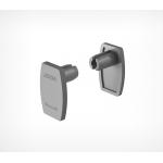 Пластиковая заглушка для профиля UNILINE UNI-CAP фото, купить в Липецке | Uliss Trade