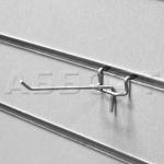 Крючок одинарный EKS289-293 фото, купить в Липецке | Uliss Trade