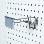 Крючок с ценникодержателем EKPS 325