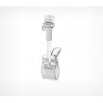 Универсальный держатель пластиковой рамки CLAMP-T-SW фото, купить в Липецке | Uliss Trade