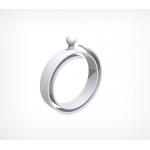 Спираль-улитка для шарнирного ценникодержателя ROLL-VL