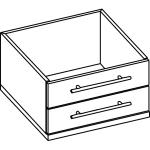 Накопитель с ящиками для Окта.001 / Окта.009
