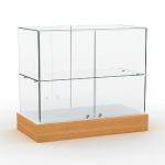 Прилавок со стеклянным верхом / П-2С