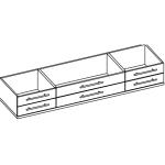 Накопитель с ящиками для Окта.008 / Окта.012