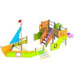 Игровой комплекс тип 4 фото, купить в Липецке | Uliss Trade