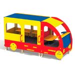 Машинка для детской площадки 4.025 фото, купить в Липецке | Uliss Trade