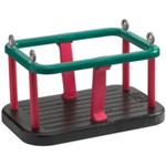 Подвесные резиновые качели на длинной цепи (люлька) фото, купить в Липецке | Uliss Trade