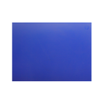 Доска разделочная 400х300х12 мм синий полипропилен фото, купить в Липецке | Uliss Trade