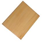 Доска разделочная бук 260*160*15 мм прямоугольная фото, купить в Липецке | Uliss Trade