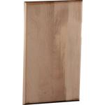 Доска разделочная с деревянными стяжками и шкантами 480-500х300х40 мм бук фото, купить в Липецке | Uliss Trade