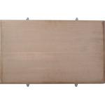 Доска разделочная с железными стяжками 480-500х300х40 мм бук фото, купить в Липецке | Uliss Trade