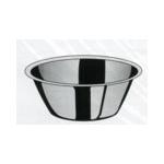 Миска коническая, 1л., d=20  h=7.2см., нерж.сталь фото, купить в Липецке | Uliss Trade