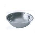 Миска полусферическая, 6л., d=34 h=11см., нерж.сталь фото, купить в Липецке | Uliss Trade