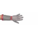 Перчатка кольчужная, длинная (размер М) фото, купить в Липецке | Uliss Trade