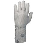 Перчатка кольчужная, Niroflex 2000 с отворотом 15 см фото, купить в Липецке | Uliss Trade