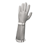 Перчатка кольчужная, Niroflex EasyFit с отворотом 19 см фото, купить в Липецке | Uliss Trade