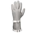 Перчатка кольчужная, Niroflex EasyFit с отворотом 7,5 см фото, купить в Липецке | Uliss Trade
