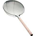 Сито 300 мм (крупная сетка 6 мм) с деревянной ручкой фото, купить в Липецке | Uliss Trade