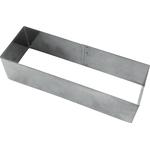 Форма «Прямоугольник» 15х3см h=4см фото, купить в Липецке | Uliss Trade