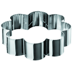 Форма «Ромашка» 6х4см h=4см фото, купить в Липецке | Uliss Trade