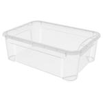 Контейнер для продуктов прямоуг. 31 л 55,5*39*19см п/п Кристалл фото, купить в Липецке | Uliss Trade