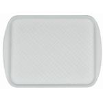 Поднос столовый из полистирола 450х350 мм бесцветный фото, купить в Липецке | Uliss Trade